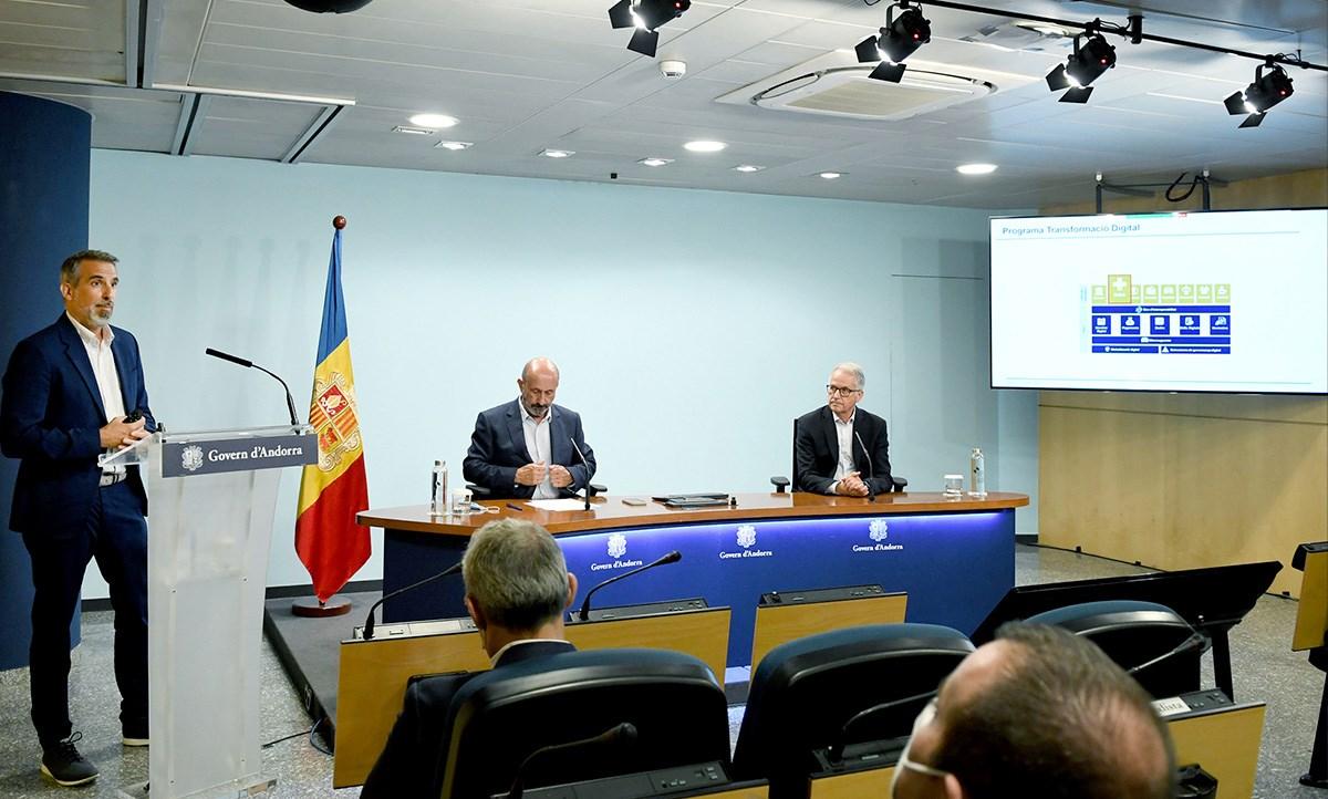 Amb l'aplicació AndorraSalut les ciutadanes i els ciutadans gestionaran tota la seva informació sanitària digitalment