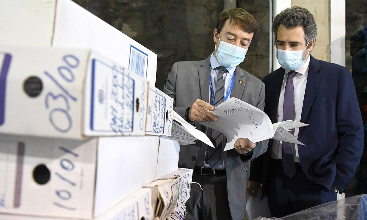 Andorra digitalitza les declaracions de Duana a partir del setembre
