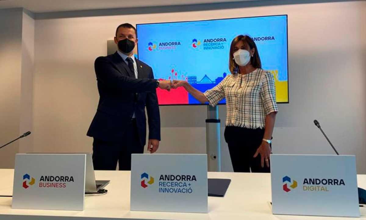 Neix Andorra Business, Andorra Recerca i Innovació, i Andorra Digital